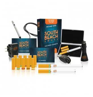 Deluxe Plus Electronic Cigarette Starter Kit